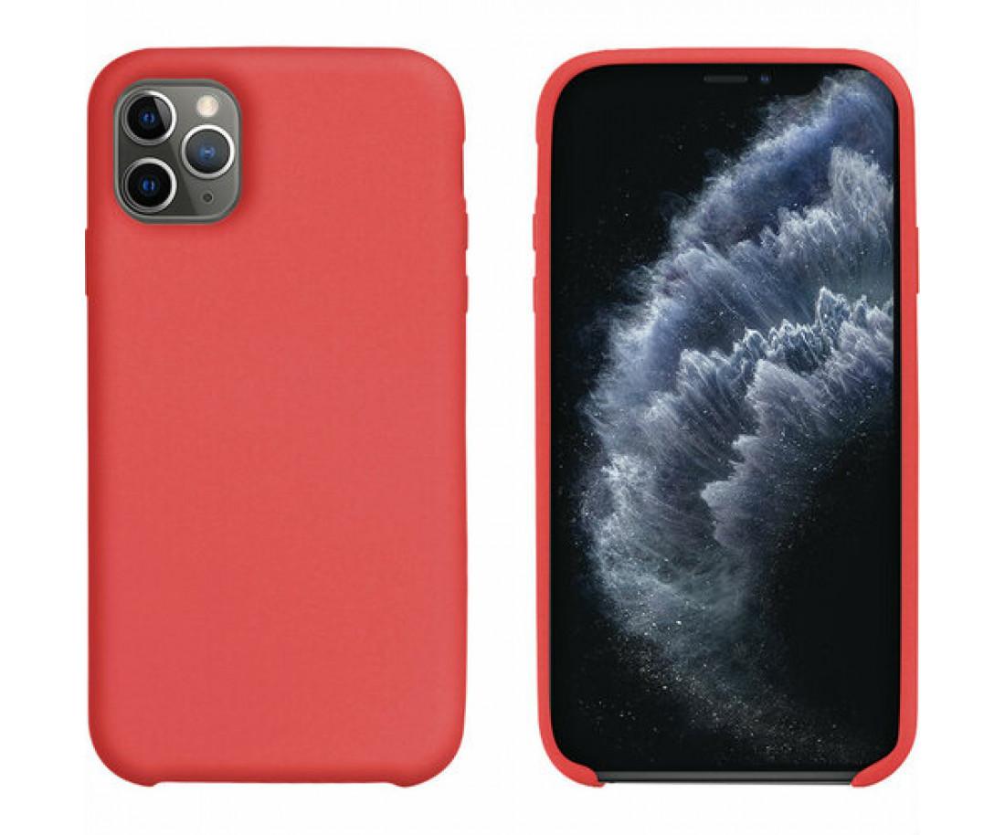 Чехол Intaleo Velvet iPhone 11Pro Red
