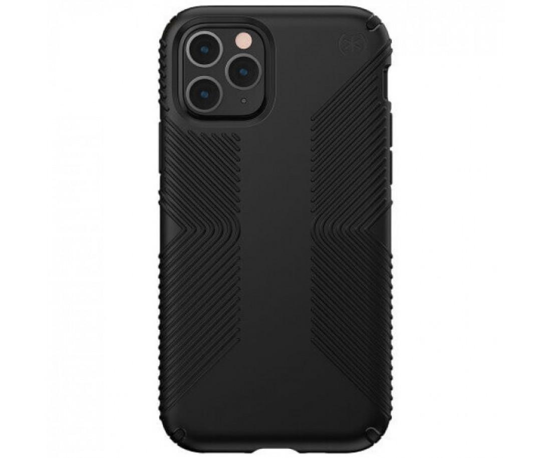 Чехол Speck Presidio Grip для iPhone 11 Pro Black/Black (SP-129892-1050)