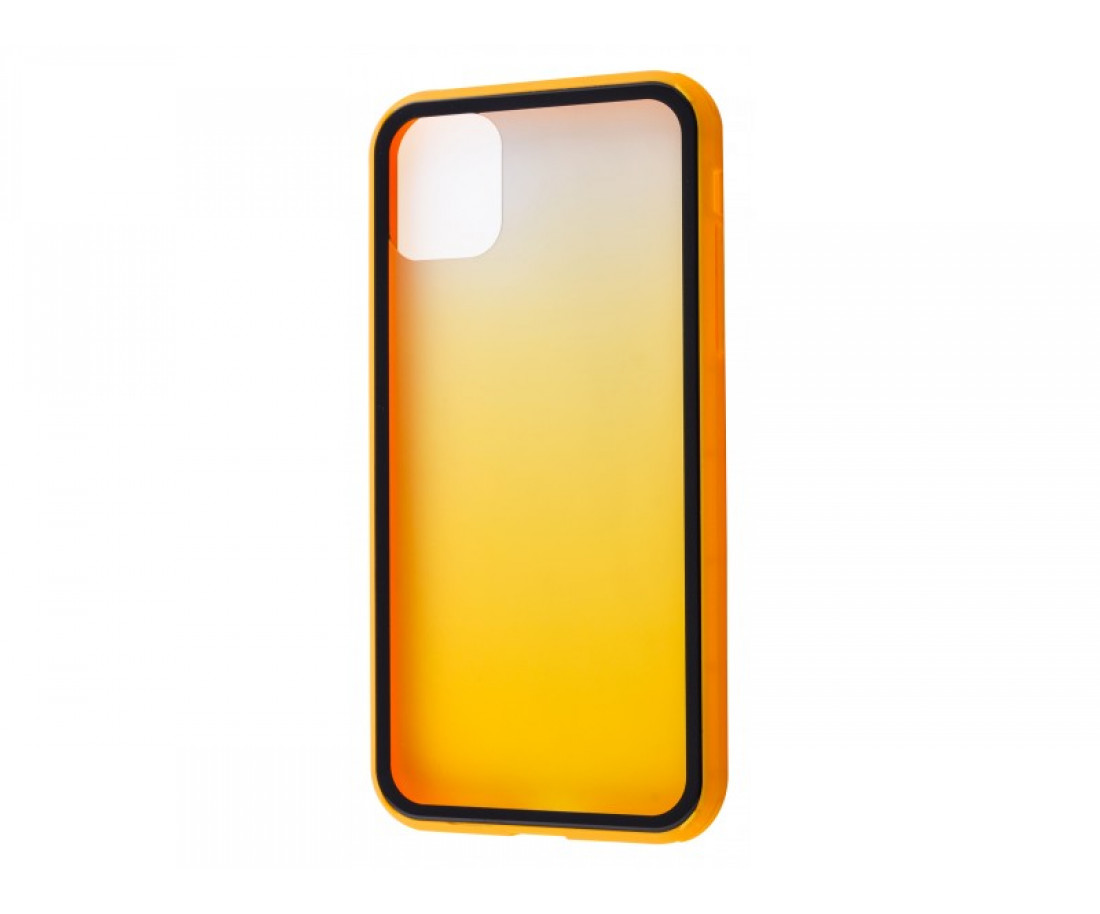 Чехол Colorful Gradient iPhone 11Pro Yellow