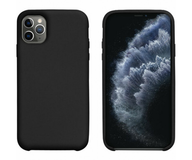 Чехол Intaleo Velvet iPhone 11Pro Black