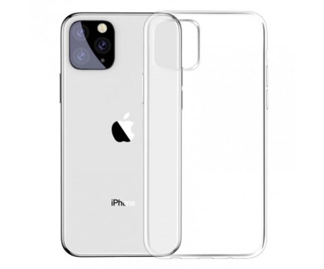 Чехол Baseus Simple для iPhone 11 Pro Clear