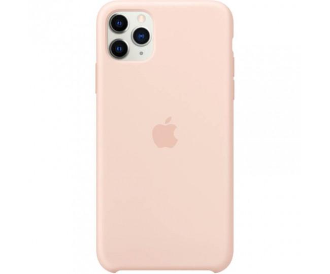 Чехол Silicone Case iPhone 11Pro Max Pink