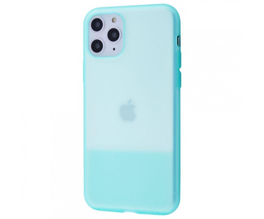 Чехол Silicone Case iPhone 11Pro Max Aquamarine