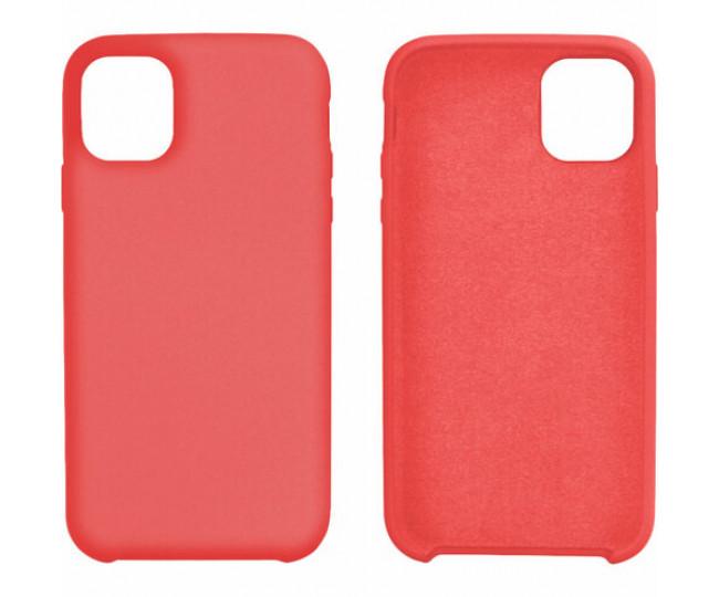 Чехол Intaleo Velvet iPhone 11Pro Max Red