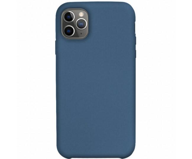 Чехол Intaleo Velvet iPhone 11Pro Max Blue