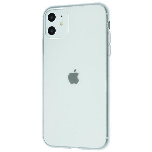 Чехол Baseus Simple для iPhone 11 Clear