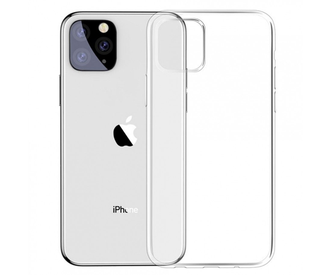 Чехол Speck Presidio Stay для iPhone 11 Pro Max Clear/Clear (SP-130024-5085)
