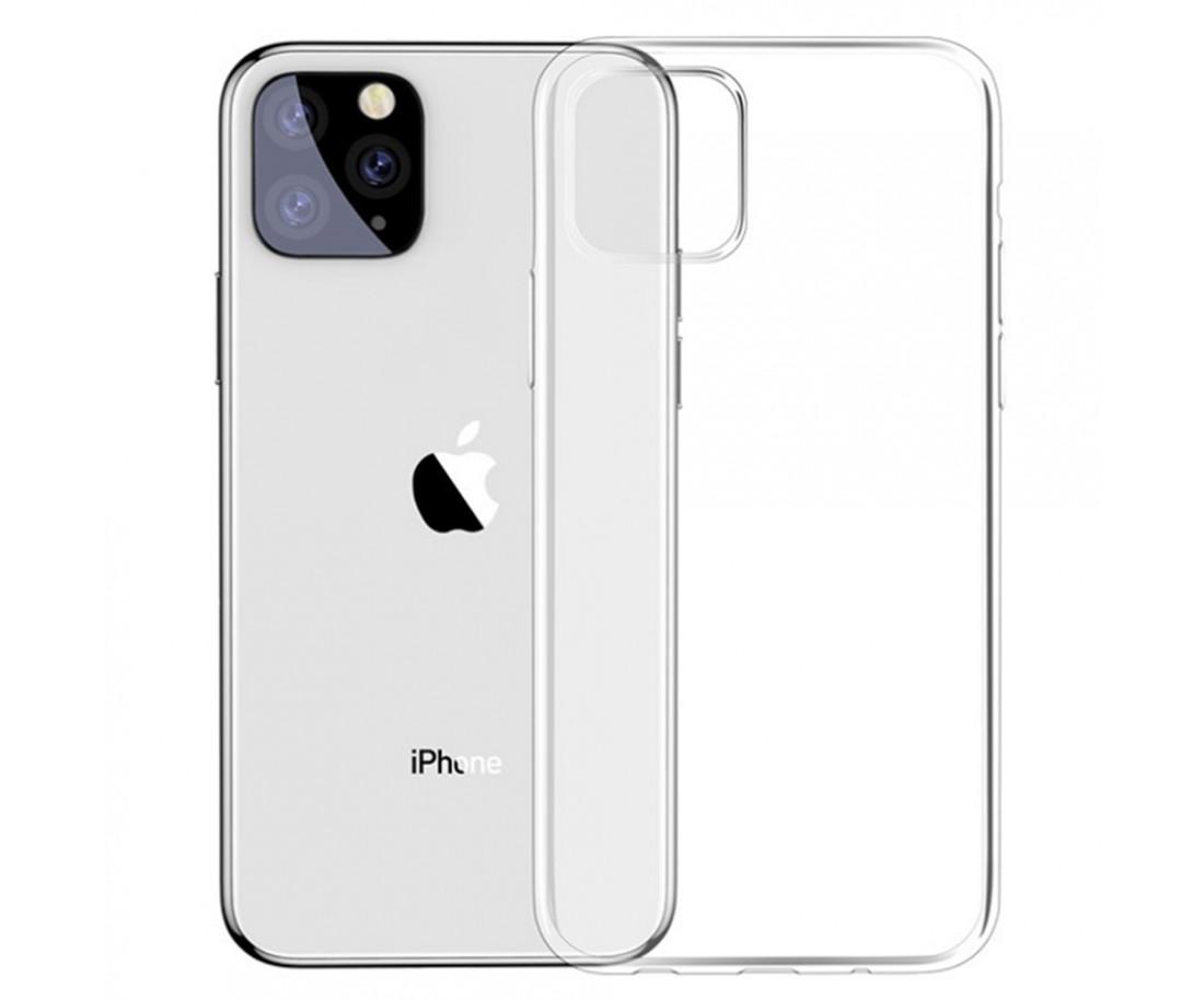 Чехол Baseus Simple для iPhone 11 Pro Max Clear