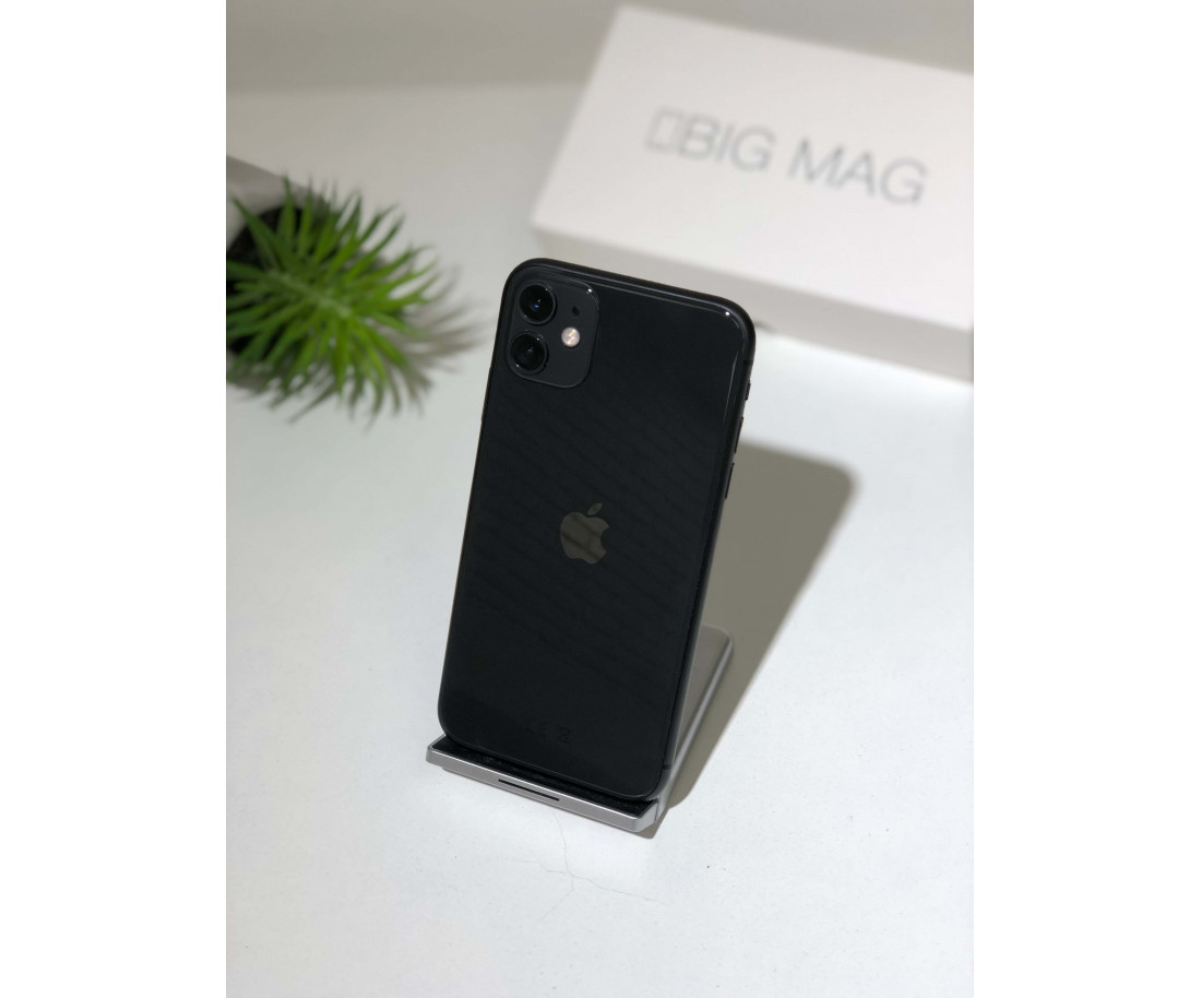 iPhone 11 256gb, Black (MWLL2) б/у