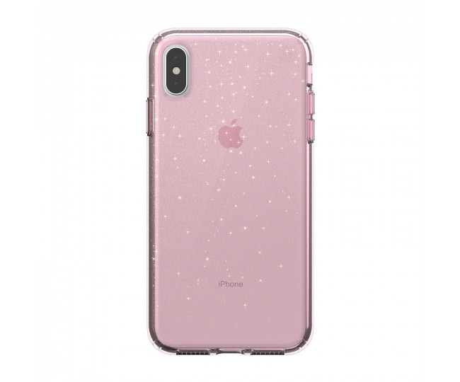 Чехол Speck Presidio для iPhone XS Max Bella Pink With Glitter/Bella (SP-117112-6603)