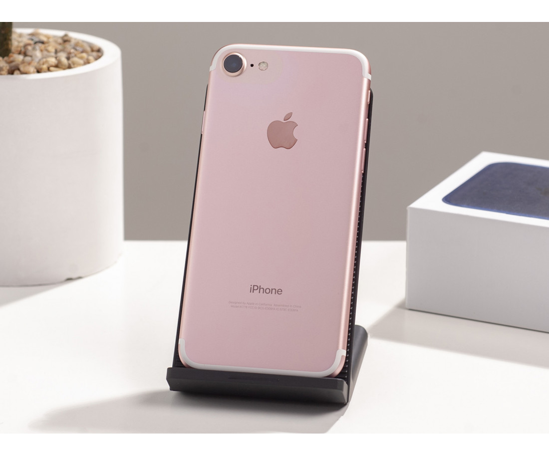 iPhone 7 256GB Rose Gold (MN9A2) б/у