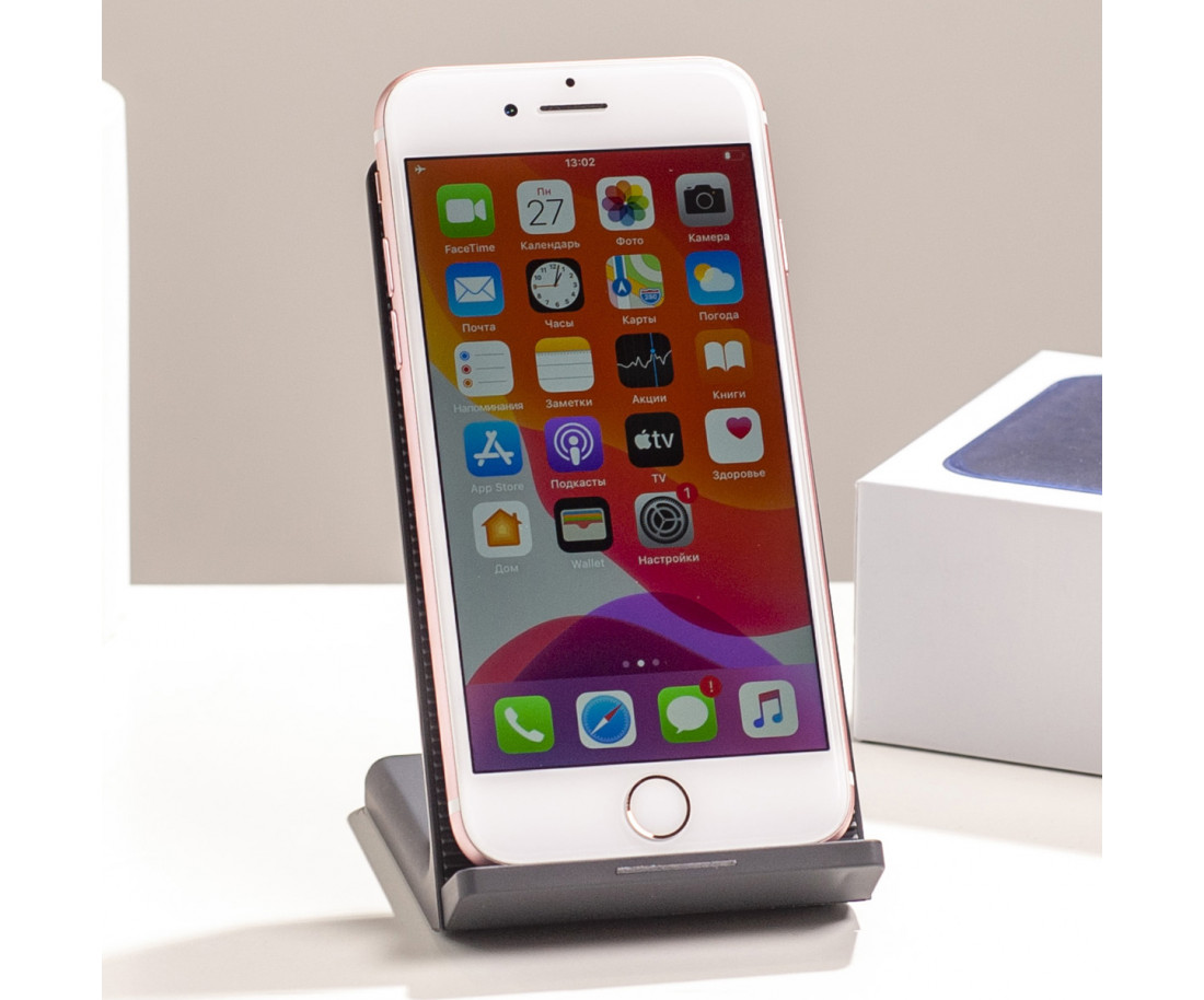 iPhone 7 32GB Rose Gold (MN912) б/у