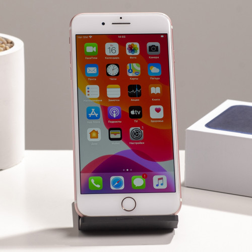 iPhone 7 Plus 128GB Rose Gold (MN4U2) б/у