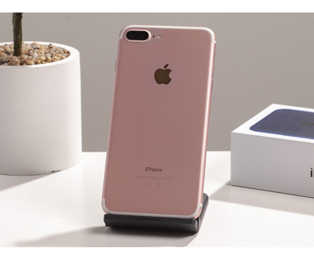 iPhone 7 Plus 32GB Rose Gold (MNQQ2) б/у