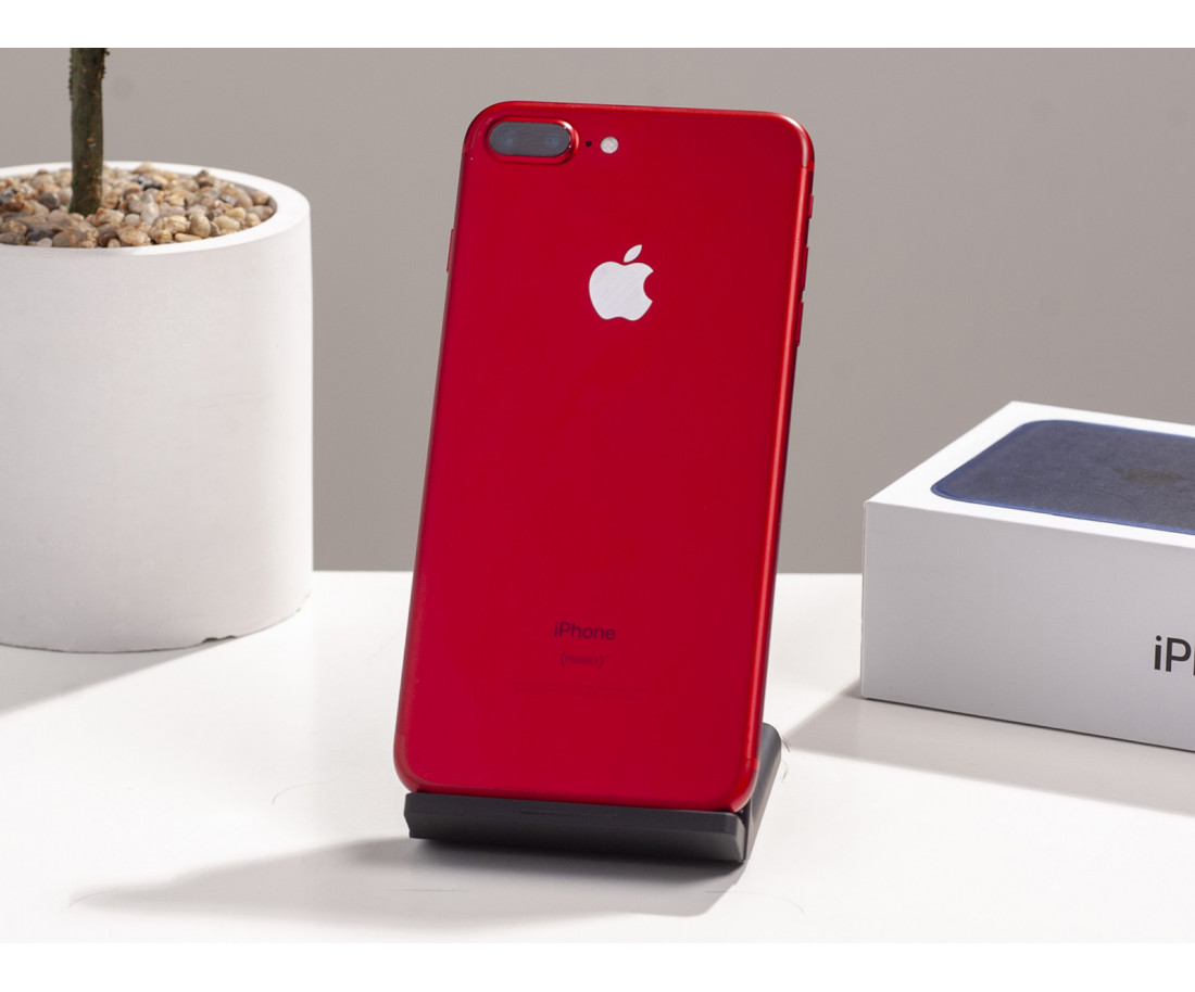 iPhone 7 Plus 128GB (PRODUCT) RED (MPQW2) б/у