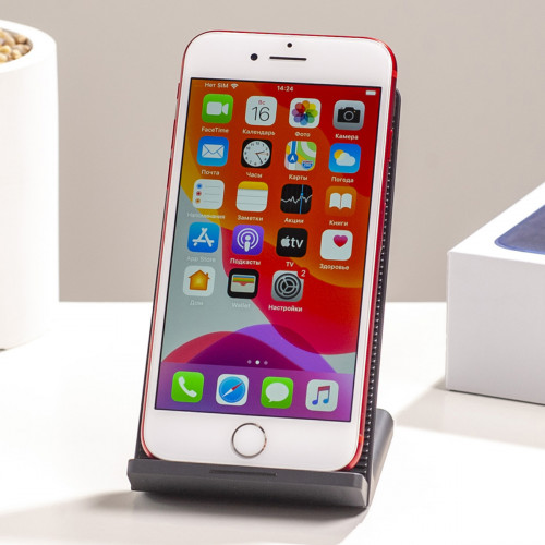 iPhone 7 256GB (PRODUCT) RED (MPRM2) б/у