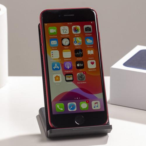 iPhone 8 256 gb Red б/у