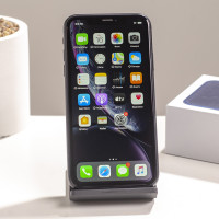 iPhone XR 128GB Black (MRY42) б/у