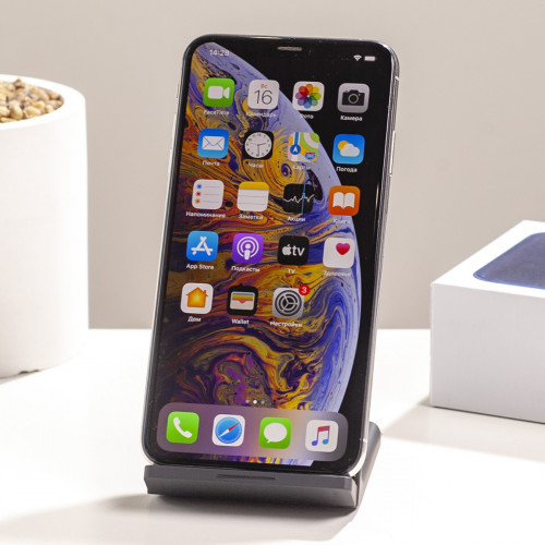 iPhone XS Max 512GB Silver (MT632) б/у