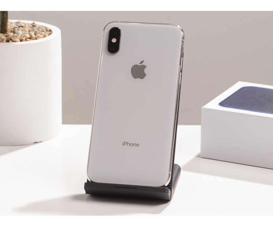 iPhone XS 64GB Silver (MT9F2) б/у