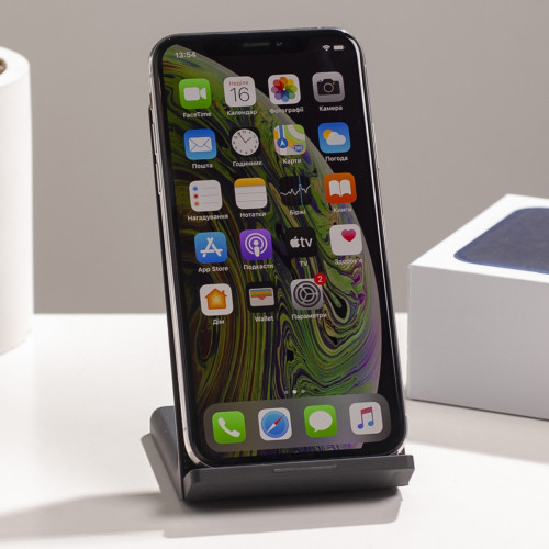 iPhone XS 64GB Silver (MT9F2) б/у