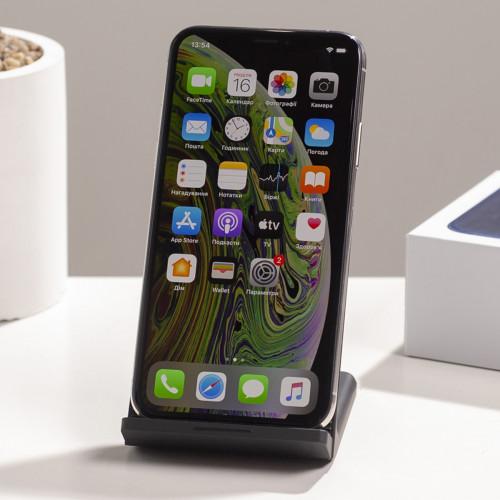 iPhone XS 512GB Silver (MT9F2) б/у