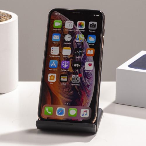 iPhone XS Gold 64gb  б/у