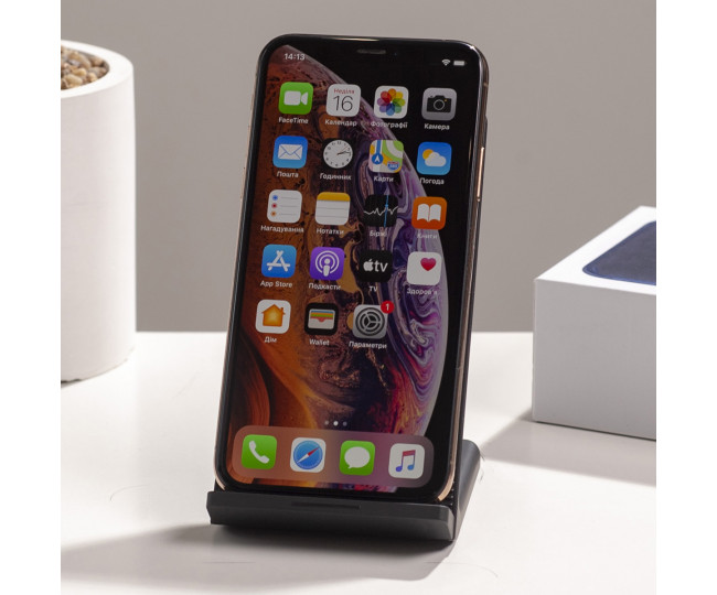 iPhone XS Gold 64gb  б/у