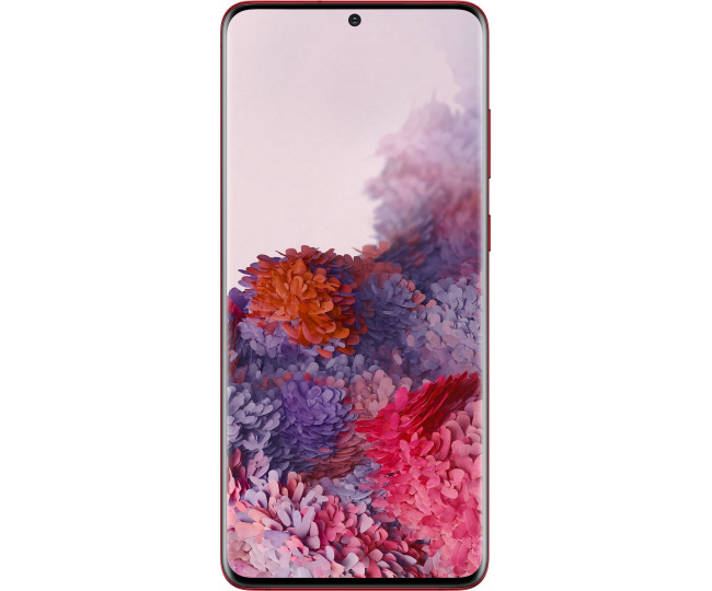 Samsung Galaxy S20 Plus SM-G985 DS 128GB Red