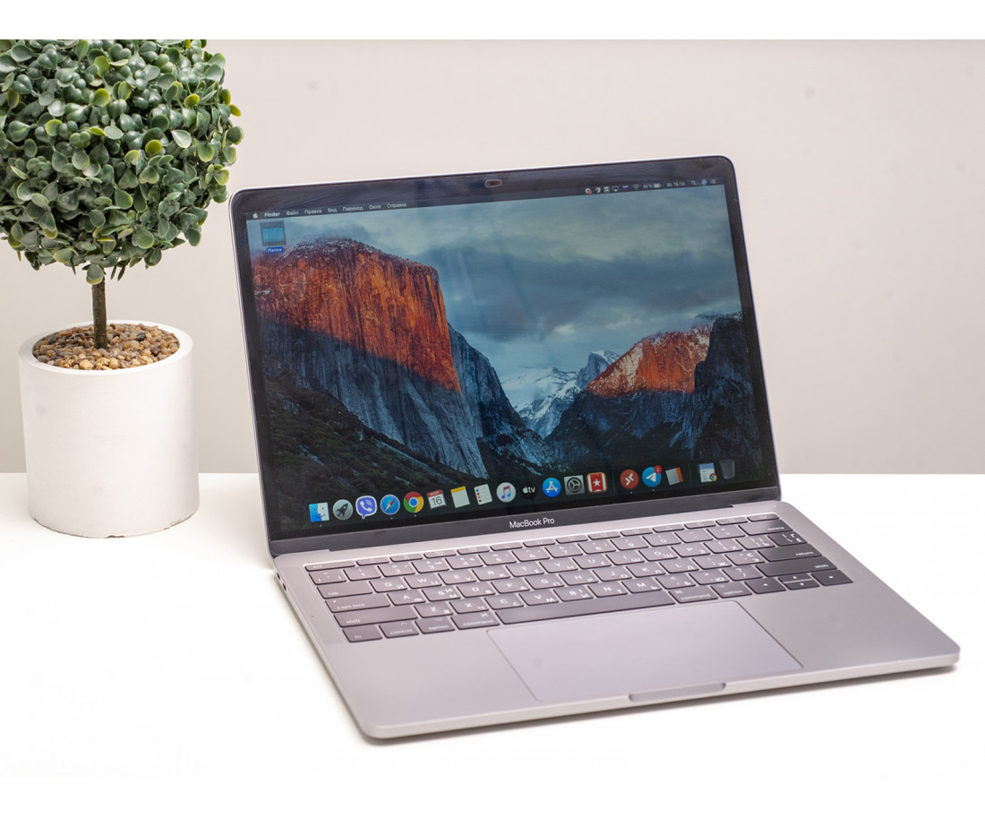 Apple MacBook Pro 13 Not Touch Bar Space Gray 2017 (MPXQ2) б/у