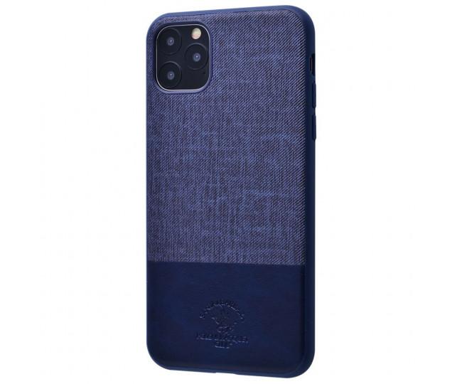 Чехол Polo Virtuoso для iPhone 11 Pro Dark Blue