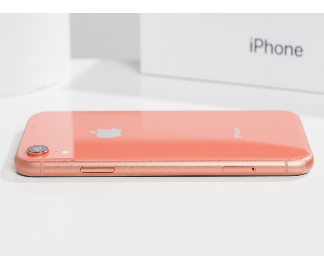 iPhone XR 64GB Coral (MRY82) б/у