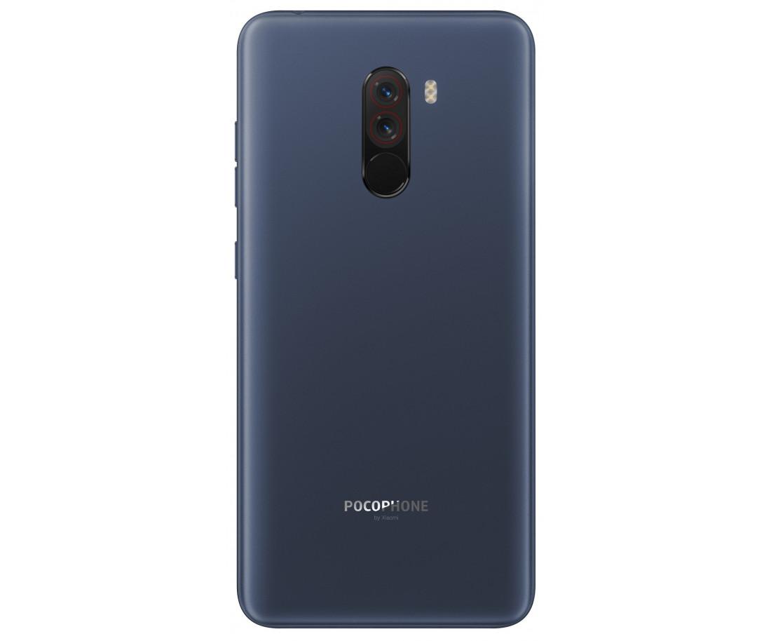 Xiaomi Pocophone F1 6/128Gb Blue EU