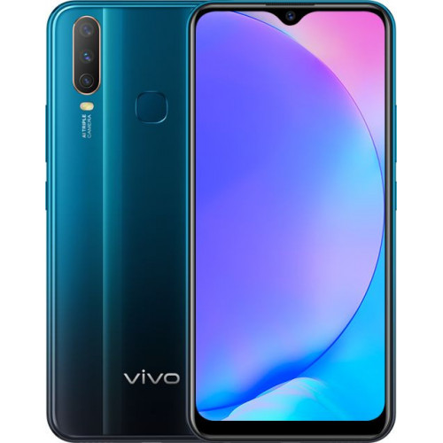 VIVO Y174/128GB Mineral Blue (502662) (UA UCRF)