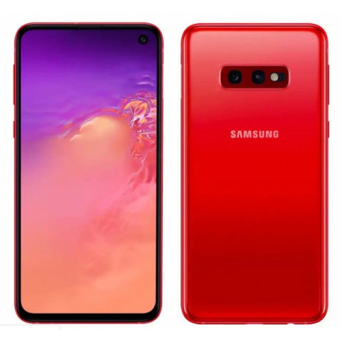 Samsung Galaxy S10e SM-G970 DS 128GB Red