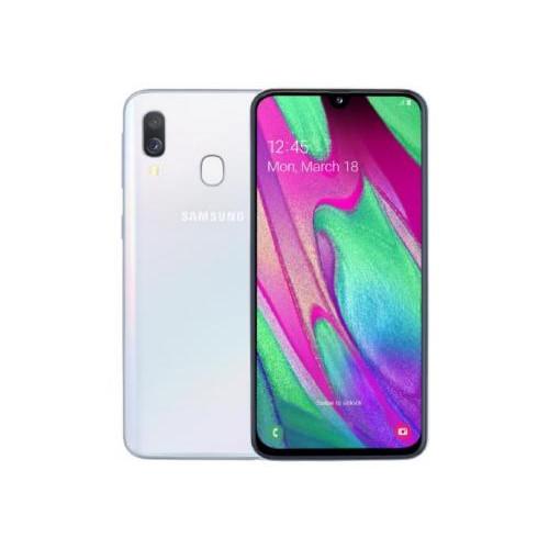 Samsung Galaxy A40 2019 SM-A405F 4/64GB White (SM-A405FZWD)