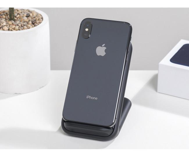 iPhone X 256gb, Space Gray б/у
