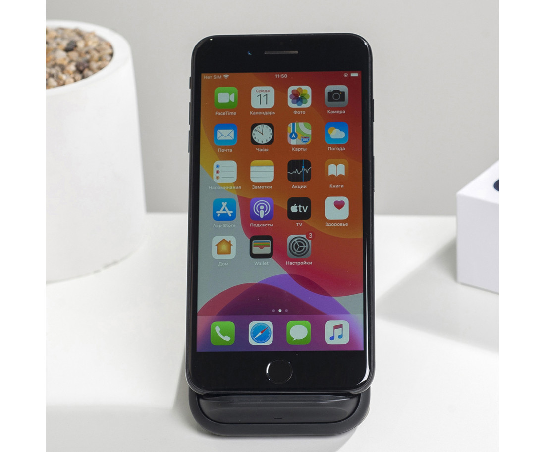 iPhone 7 Plus 128GB Jet Black (MN4V2) б/у