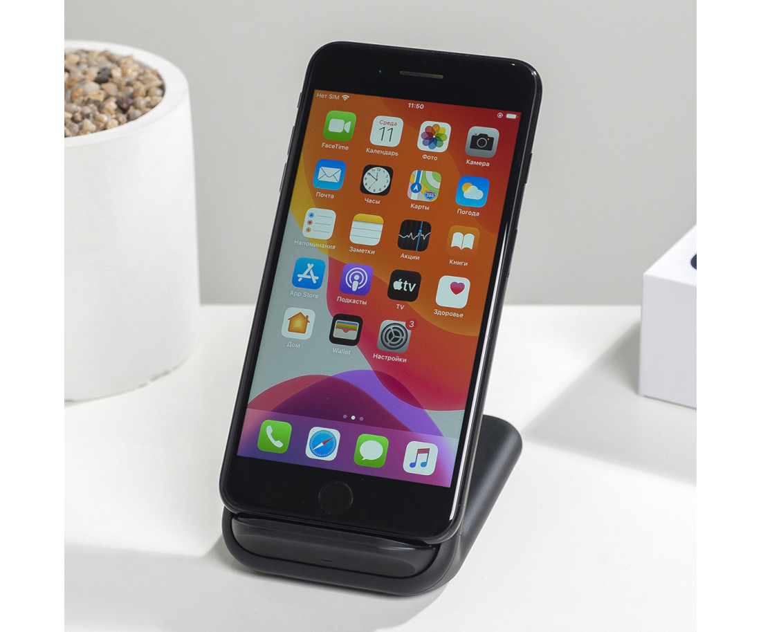 iPhone 7 Plus 256GB Jet Black (MN512) б/у