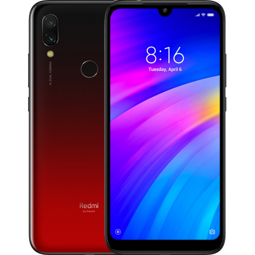 Xiaomi Redmi 7 2/16GB Red EU