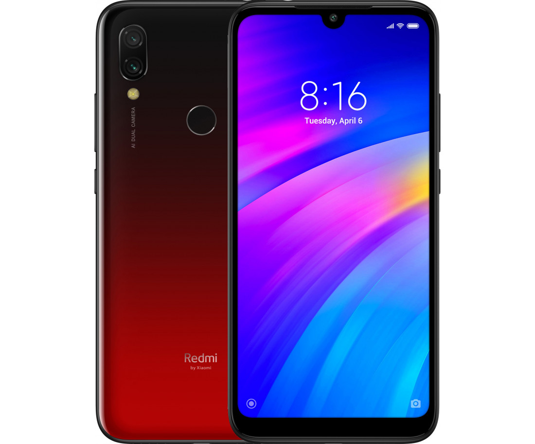 Xiaomi Redmi 7 3/32GB Red EU