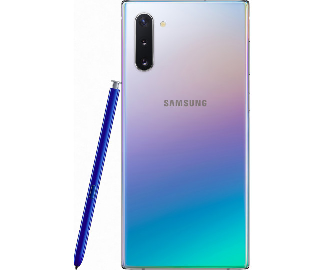 Samsung Galaxy Note 10 N970F DS 8/256GB Silver