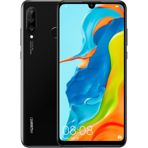 Huawei P30 Lite 4/128GB Midnight Black (HW51093PUS) (UA UCRF)