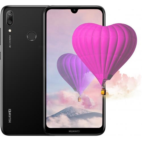 Huawei Y7 2019 3/32GB DS Black EU