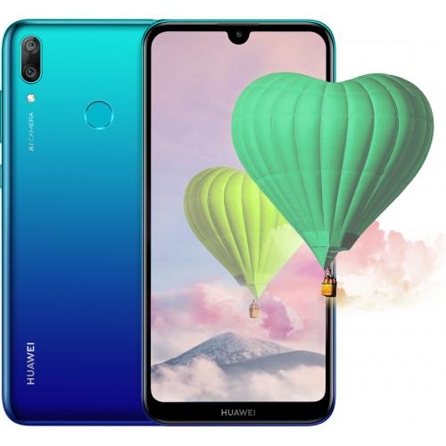 Huawei Y7 2019 3/32GB DS Blue EU