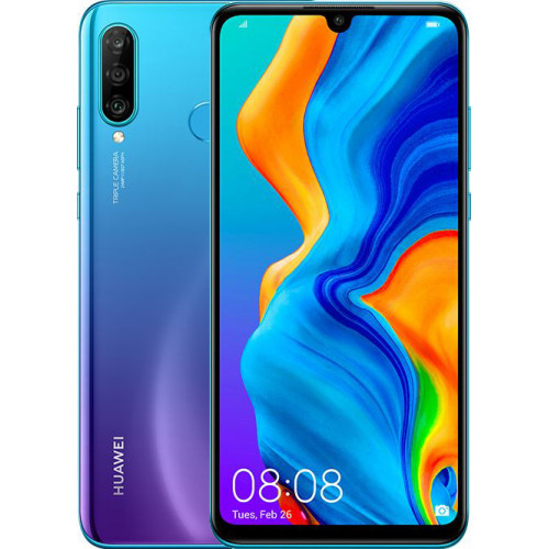 Huawei P30 Lite 6/128GB Peacock Blue EU