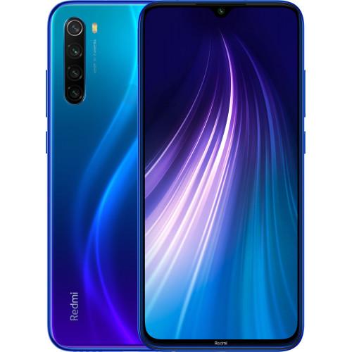 Xiaomi Redmi Note 8 4/64GB Neptune Blue (542819)(UA UCRF)