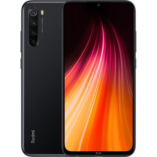 Xiaomi Redmi Note 8 4/64GB Black EU
