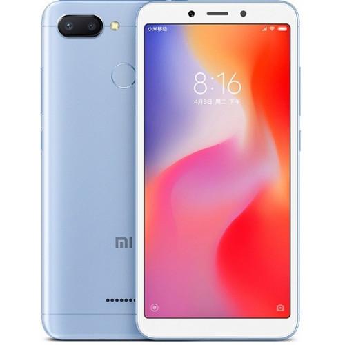 Xiaomi Redmi 6 3/64GB Blue EU