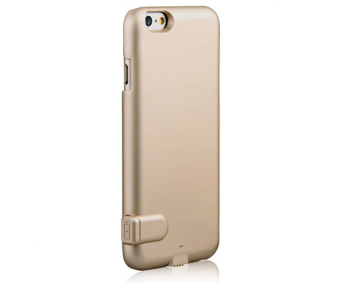 Чехол-аккумулятор iPhone 6 1500mAh Gold
